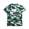 NIKE AS M NSW TOP SS MSH MIDNIGHT SPRUCE/BARELY VOLT/WHITE 928628-372画像