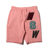 NIKE AS M NSW SHORT FLC RUST PINK 930249-685画像