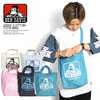 BEN DAVIS COTTON 2WAY TOTE BAG BDW-9231K画像
