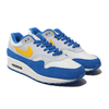 NIKE AIR MAX 1 SAIL/AMARILLO-PURE PLATINUM-SIGNAL BLUE AH8145-108画像