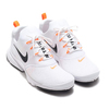 NIKE PRESTO FLY JDI WHITE/BLACK-TOTAL ORANGE AQ9688-100画像