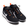 NIKE PRESTO FLY JDI BLACK/WHITE-TOTAL ORANGE AQ9688-001画像