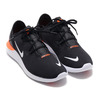 NIKE HAKATA PREM JDI BLACK/WHITE-TOTAL ORANGE AQ9336-001画像