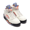 NIKE AIR JORDAN 5 RETRO SAIL/RACER BLUE-CONE-BLACK 136027-148画像