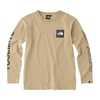 THE NORTH FACE L/S YOSEMITE TEE KELP TAN NT81839-KT画像