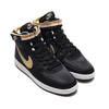NIKE VANDAL HIGH SUPREME QS BLACK/METALLIC GOLD-WHITE AH8652-002画像