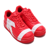 NIKE W AF1 UPSTEP LX UNIVERSITY RED/UNIVERSITY RED-WHITE 898421-601画像