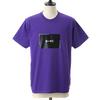 M+RC NOIR Purple Box Logo Tee 90017画像