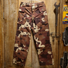 WAREHOUSE Lot 1099 U.S.ARMY CAMOUFLAGE CARGO PANTS画像