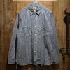 FOB FACTORY GINGHAM CHECK WORK SHIRT F3397画像