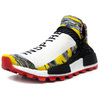 "adidas SOLAR HU NMD ""PHARRELL WILLIAMS"" ""SOLAR HU COLLECTION"" WHT/YEL/BLK/RED BB9527画像"