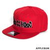 APPLEBUM Boyz N The Hood Starter Cap RED画像