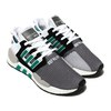 adidas Originals EQT SUPPORT 91/18 CORE BLACK/CLEAR GRANITE/SUB GREEN AQ1037画像