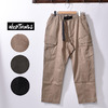 Wild Things SATIN STRETCH CARGO PANTS WT18121AD画像
