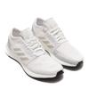 adidas PureBOOST GO RUNNING WHITE/GREY/GREY AH2311画像