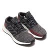 adidas PureBOOST GO CARBON/CORE BLACK/POWER RED AH2323画像