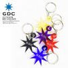GDC OCTAGON KEY HOLDER C37017画像
