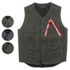 BROWN'S BEACH V-NECK VEST BBJ9-002画像