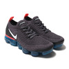 NIKE W AIR VAPORMAX FLYKNIT 2 THUNDER GREY/WHITE-GEODE TEAL-BLACK 942843-009画像