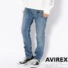 AVIREX STRETCH DENIM PANT 6186113画像