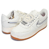 NIKE AIR FORCE 1 LOW TRAVIS SCOTT sail/sail-gum light brown AQ4211-101画像