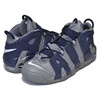 "NIKE AIR MORE UPTEMPO(GS) ""HOYAS"" cool grey/white-midnight navy 415082-009画像"