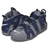 "NIKE AIR MORE UPTEMPO 96 ""HOYAS"" cool grey/white-midnight navy 921948-003画像"