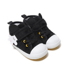 CONVERSE BABY ALL STAR N MICKEY MOUSE V-1 BLACK 32713151画像