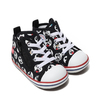 CONVERSE BABY ALL STAR N MICKEY MOUSE HM Z BLACK 32713141画像