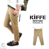 KIFFE Lady's Ancle Tatered Chino Pants画像