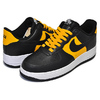 NIKE AIR FORCE 1 LOW ID ASU black/yellow AH6512-ASU画像