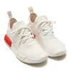 adidas Originals NMD_R1 OFF WHITE/OFF WHITE/RUSH RED B37619画像