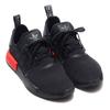 adidas Originals NMD_R1 CORE BLACK/CORE BLACK/RUSH RED B37618画像