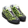 NIKE AIR MAX 95 PRM BLACK/VOLT-ASH-WHITE 538416-019画像