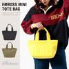 AVIREX EMBOSS MINI TOTE BAG 6050183006画像