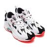 Reebok DMX SERIES 1200 WHITE/BLACK/NEON RED/MINERAL MIST CN7590画像