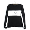 FRED PERRY #M4553 PANEL PIPED SWEATSHIRT画像