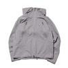 DESCENTE ALLTERRAIN ACTIVE SHELL JACKET FOG GRAY DAMMGC45-GYFG画像