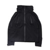 DESCENTE ALLTERRAIN ACTIVE SHELL JACKET BLACK DAMMGC45-BK画像