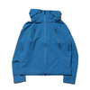 DESCENTE ALLTERRAIN ACTIVE SHELL JACKET BLUE ACID DAMMGC45-BLBA画像