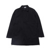DESCENTE ALLTERRAIN HARD SHELL BAL COLLAR COAT BLACK DAMMGC44-BK画像