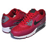 NIKE AIR MAX 90 ESSENTIAL gym red/black-noble red 537384-606画像