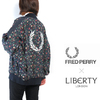 FRED PERRY Lady's #F6276 LIBERTY Bomber Jacket画像