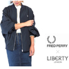 FRED PERRY Lady's #F6275 LIBERTY LAUREL Bomber Jacket画像