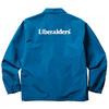 Liberaiders OG LOGO COACH JACKET (BLUE) 77004画像