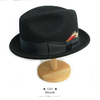 NEW YORK HAT Fedra Felt Hat WPL4384画像