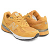 new balance M990QK4 YELLOW MADE IN U.S.A.画像