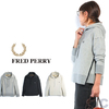 FRED PERRY Lady's #F5326 Side Slit Hooded Sweat画像