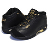 AND1 TAI CHI LX black/black-pale gold D1055MBBY画像
