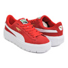PUMA PLATFORM TRACE WNS MU HIGH RISK RED - PUMA WHITE 367980-03画像